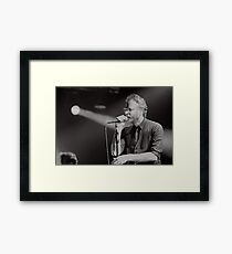 Matt Berninger The National Framed Print