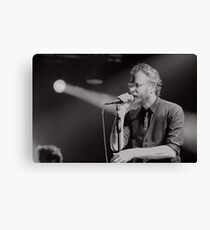 Matt Berninger The National Canvas Print