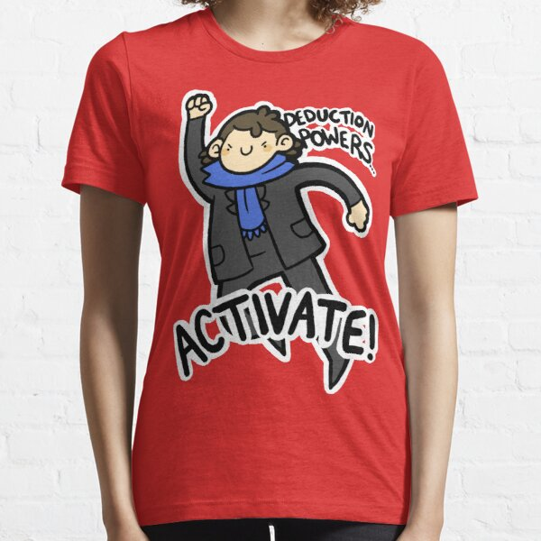 Deduction Powers Essential T-Shirt