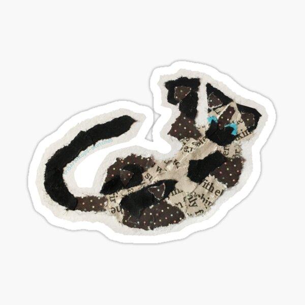 Siamese cat Sticker