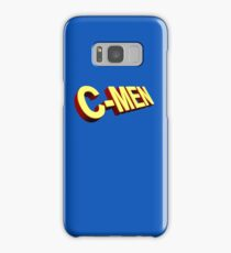 You are my C-Men Samsung Galaxy Case/Skin
