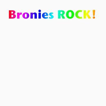 Bronies ROCK! by Megumi-Kat