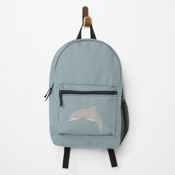 Delilah the bottlenose dolphin Backpack