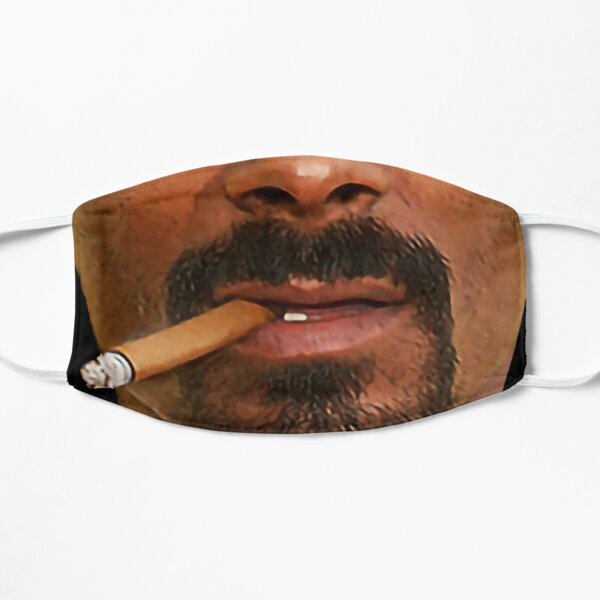 Snoop Dogg Mask Flat Mask