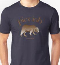 Pictish courage Unisex T-Shirt