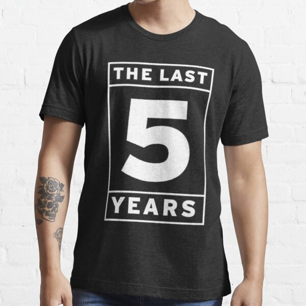 The Last Five Years musical Essential T-Shirt