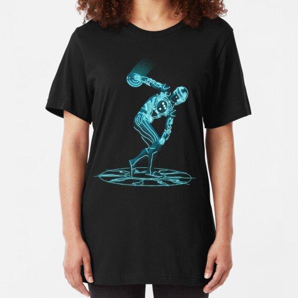 Miron Tron Slim Fit T-Shirt