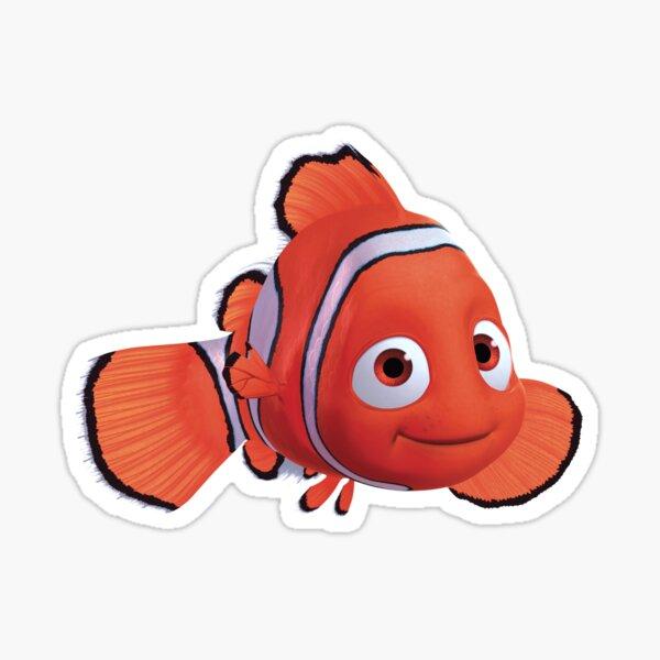 Finding nemo Clown fish Sticker