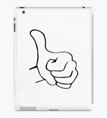 Thumbs Up iPad Case/Skin