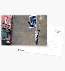 Banksy's a Blast! Postcards