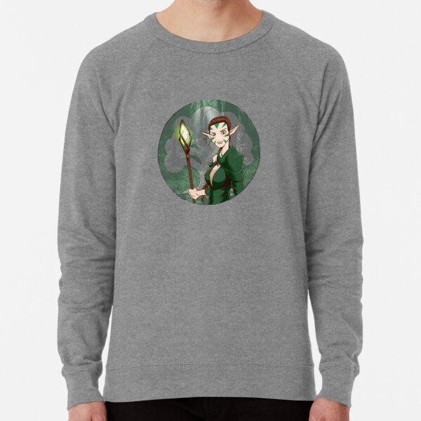 Magic Nature Wizard Lightweight Sweatshirt