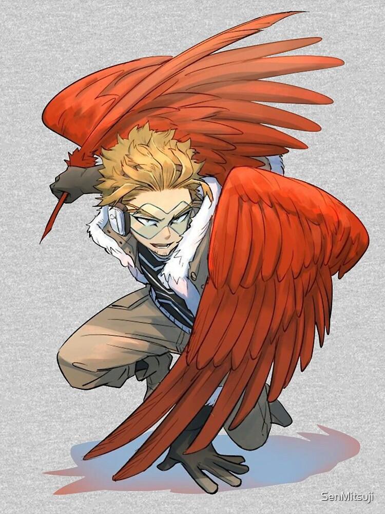 Hawk MHA by SenMitsuji