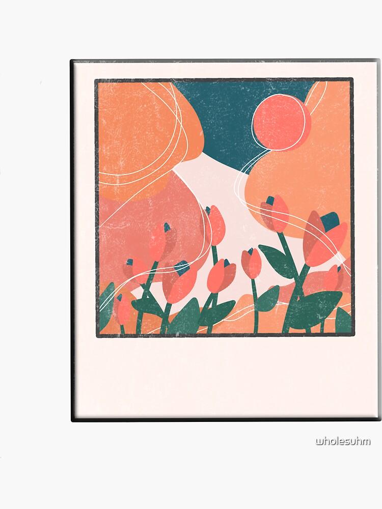 Tulips Polaroid by wholesuhm