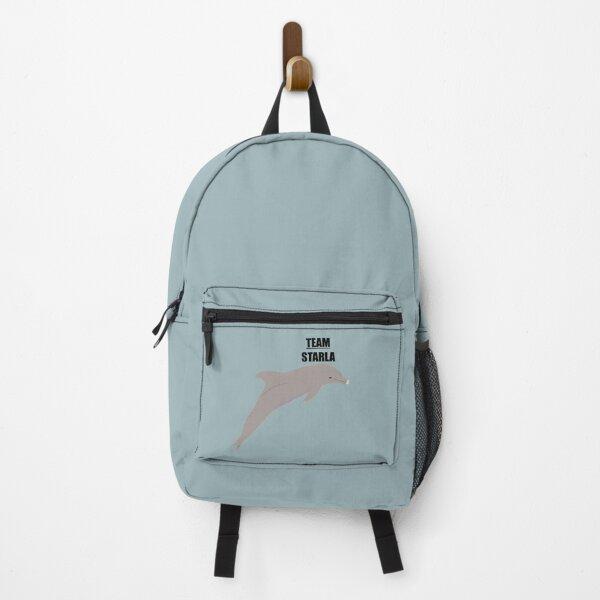 """""""Team Starla"""" the bottlenose dolphin Backpack"""
