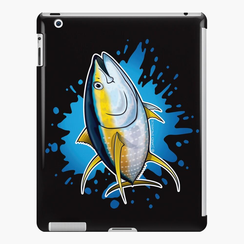Yellowfin Tuna Splash iPad Snap Case