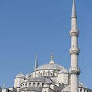 Sultan Ahmet Camii by Mark Prior
