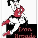 Iron Broads 2013 by Lori Elaine Campbell