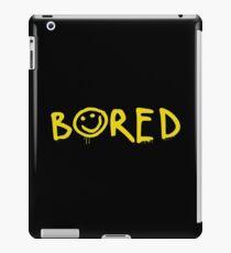 Sherlock - Bored! iPad Case/Skin
