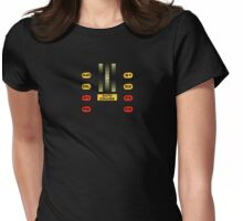 KARR Dash Womens Fitted T-Shirt