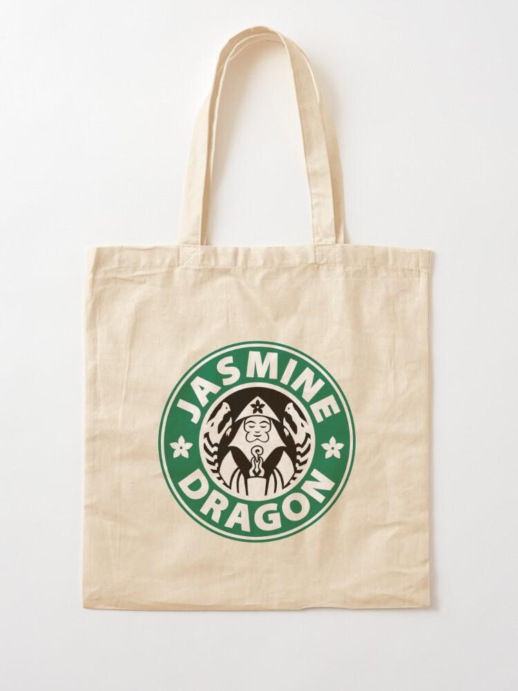 Alternate view of The Jasmine Dragon Tote Bag
