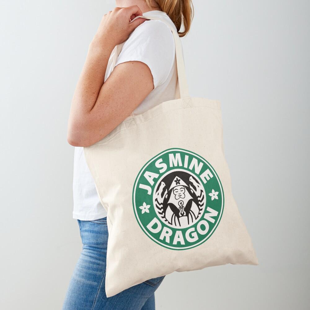 The Jasmine Dragon Tote Bag
