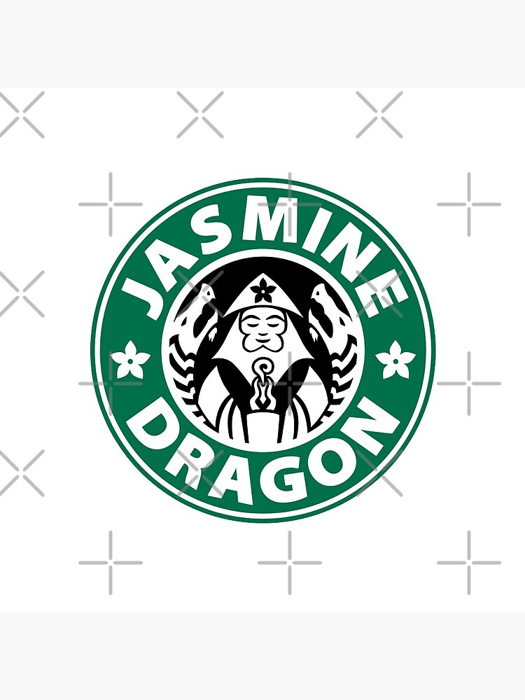 The Jasmine Dragon by MrStrawberry