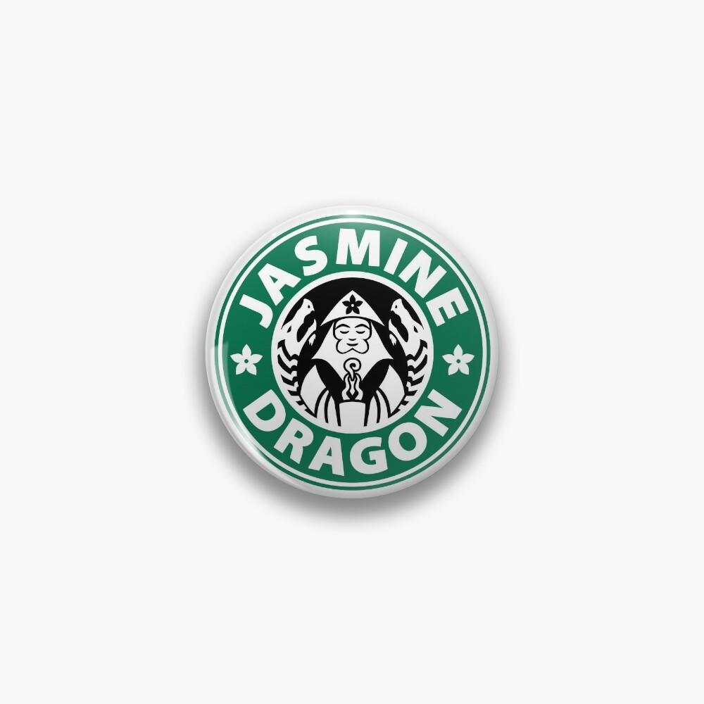The Jasmine Dragon Pin