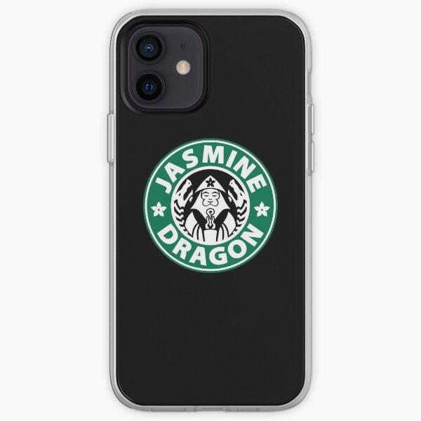 The Jasmine Dragon iPhone Soft Case