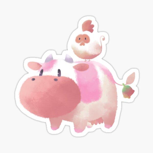 Super Harvest Moon Duo Sticker