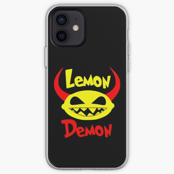 Limón demonio Funda blanda para iPhone