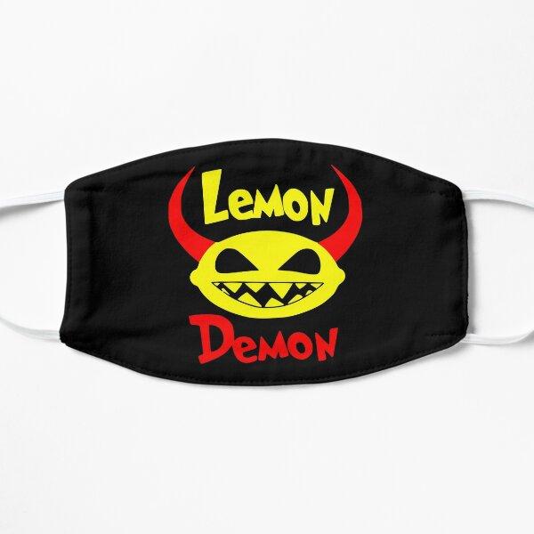 Lemon Demon Flat Mask