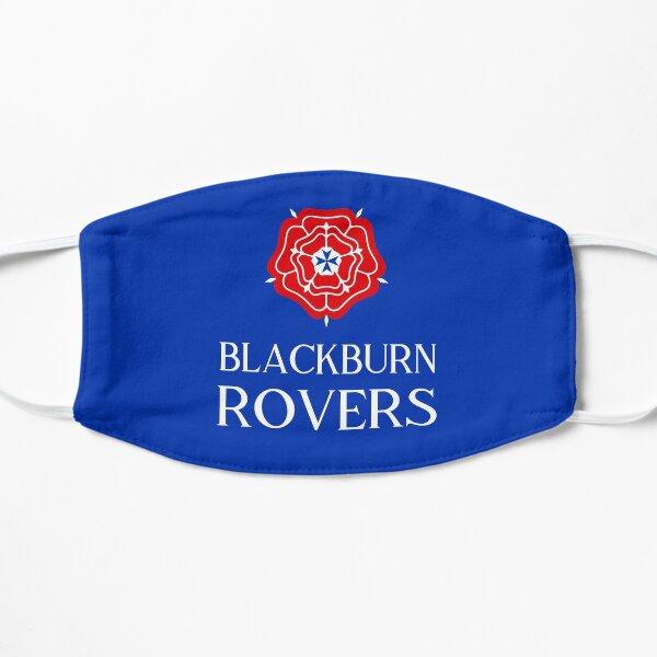 Blackburn Rovers Flat Mask