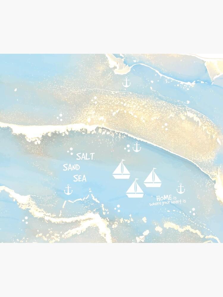 SALT SAND SEA von cartoon-IT