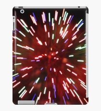 Colourful Fireworks iPad Case/Skin
