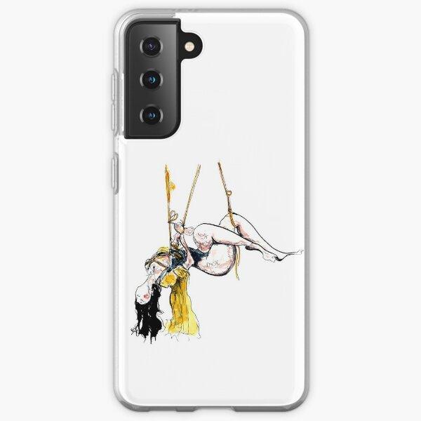 shibari kinbaku Samsung Galaxy Soft Case