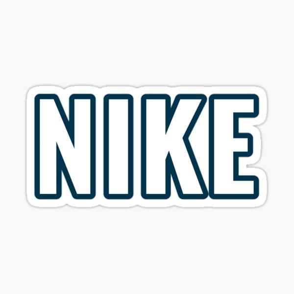 Autocollant logo NIKE Sticker