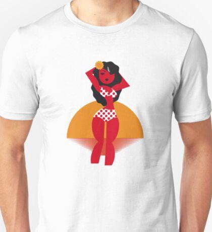 La nena colorada T-Shirt