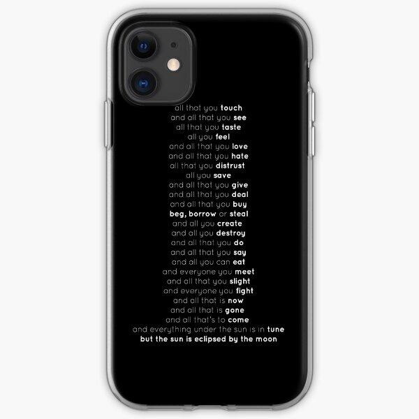 Eclipse  iPhone Soft Case