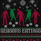 Saison Eatings Hässliches Weihnachten von BearBon