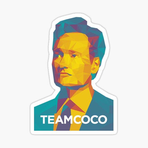 TeamCOCO Sticker