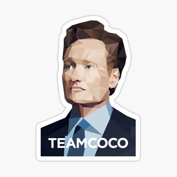 Conan O'Brien Sticker