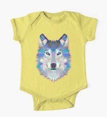 Wolf Animals Gift One Piece - Short Sleeve