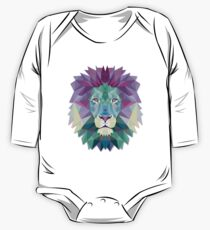 Lion Animals Gift One Piece - Long Sleeve