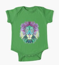 Lion Animals Gift One Piece - Short Sleeve