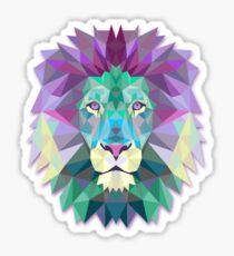 Lion Animals Gift Sticker