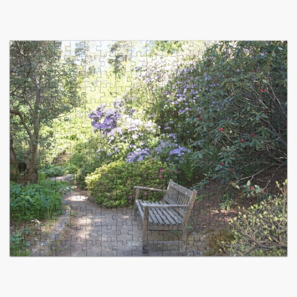 A Welcome Seat Jigsaw Puzzle