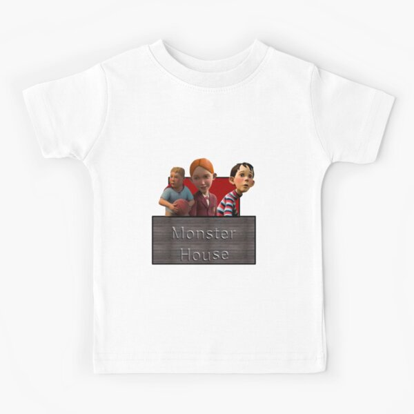 Monster houes Kids T-Shirt