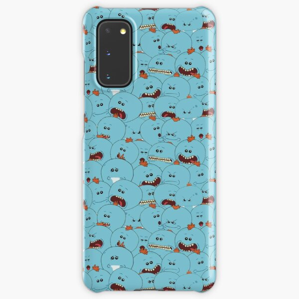 1001 Mr Meeseeks - Rick and Morty Samsung Galaxy Snap Case