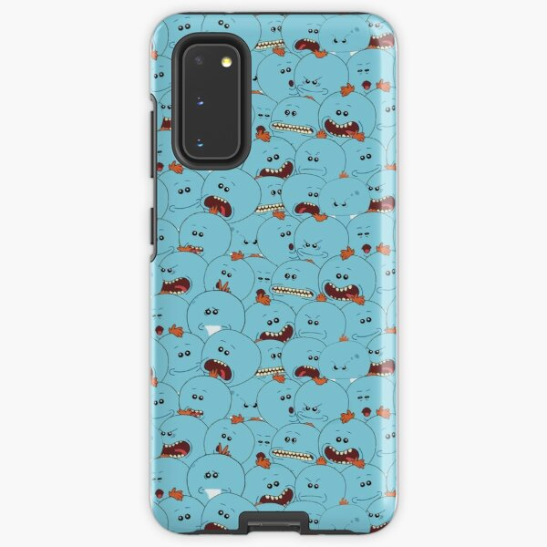 1001 Mr Meeseeks - Rick and Morty Samsung Galaxy Tough Case