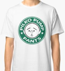 Pilko Pump Pants - Pilkington Classic T-Shirt